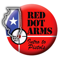 Red Dot Arms, Concealed Carry, CCL, Illinois, Chicago, CCW, Introduction to Pistols