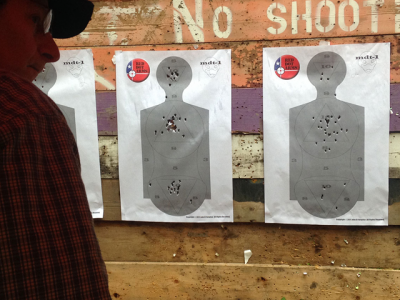 Red Dot Arms, Training, Concealed Carry, Lake County, Chicago, Illinois, Part 2
