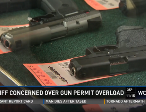 Breaking the Law on Guns in Order to 'Err on the Side of Safety'